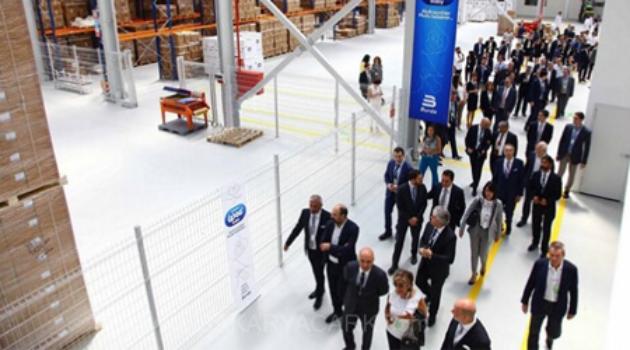 Wee Baby yeni fabrikasını hizmete açtı üretim kapasitesini yılda 50 milyona çıkardı