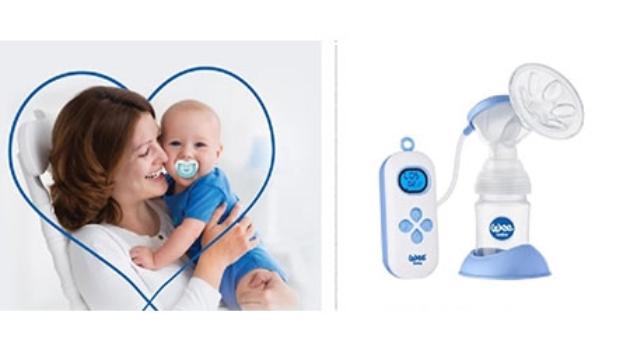 Wee Baby'den avuç içine sığan yenilik