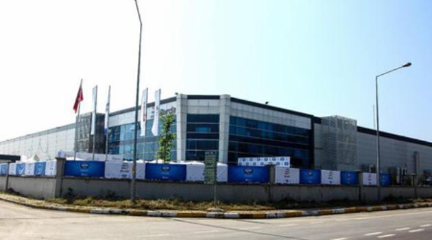 Wee Baby'nin yeni fabrikası Sakarya Organize Sanayi Bölgesi'nde açıldı
