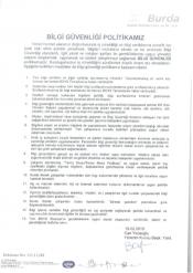 27001 Bilgi Güvenliği Yönetim Sistemleri
