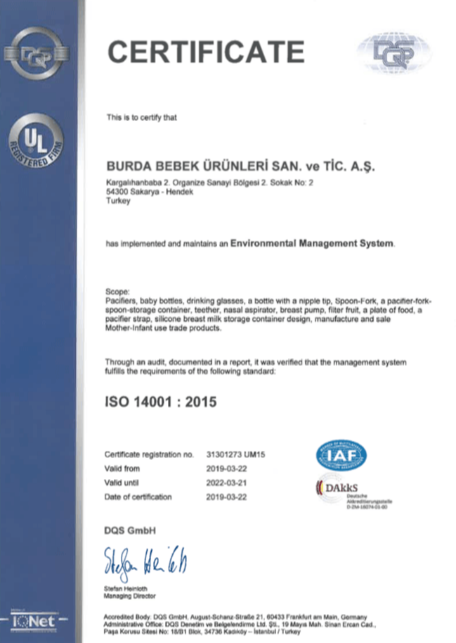ISO 2015