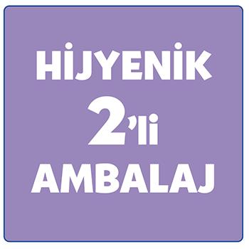 Hijyenik 2'li Ambalaj
