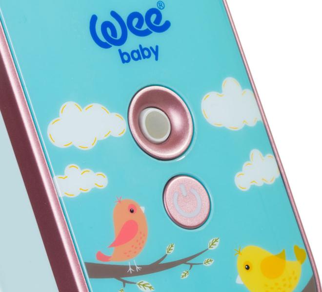 Wee Baby Desenli Şarjlı Göğüs Pompası