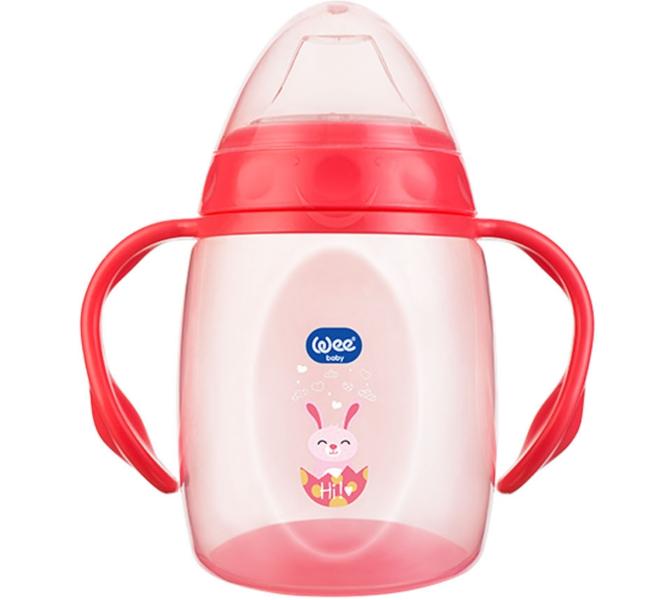 Wee Baby Kulplu Alıştırma Bardağı 250 ml