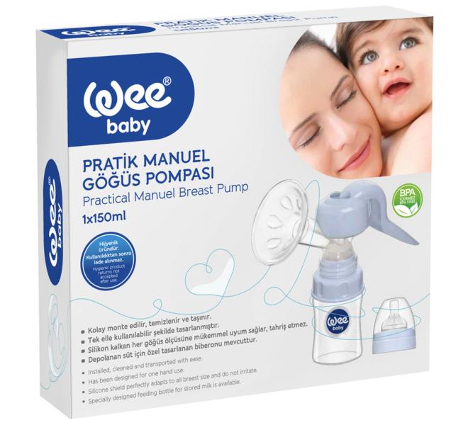 Wee Baby Pratik Manuel Göğüs Pompası