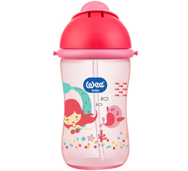Wee Baby Pipetli Bardak 380 ml