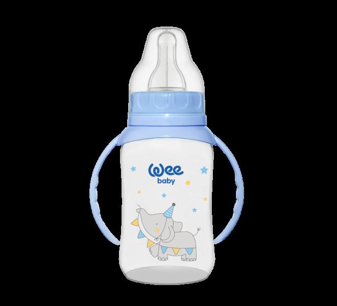 Wee Baby Klasik Kulplu PP Biberon 150 ml