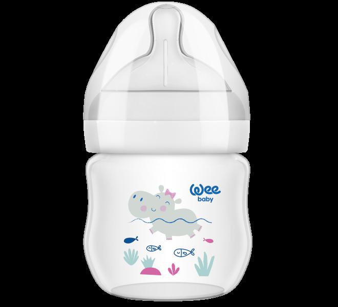 Wee Baby Natural PP Biberon 125 ml